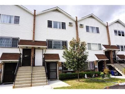 Bronx Multi Family 2-4 For Sale: 205 White Plains Road