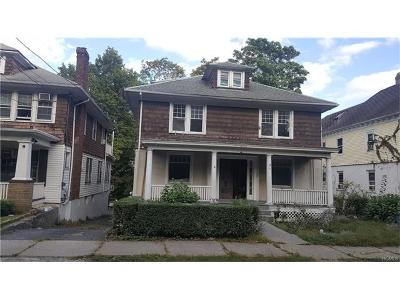 Multi Family 2-4 Sold: 478 Liberty Street