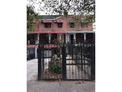 Bronx Multi Family 2-4 For Sale: 3102 Eastchester Road