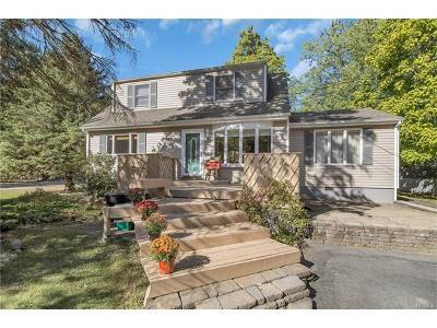 Monroe Single Family Home For Sale: 62 James Road