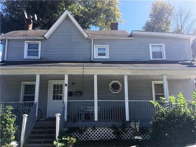 Goshen Multi Family 2-4 For Sale: 14 Montgomery Street