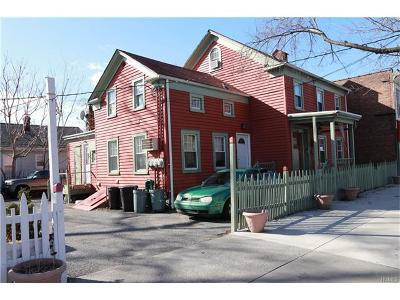 Bronx Multi Family 2-4 For Sale: 295 City Island Avenue