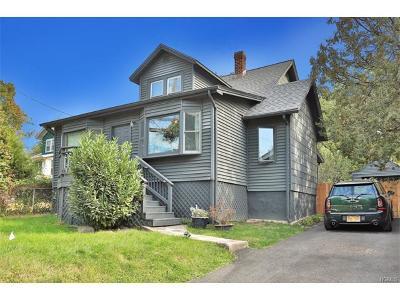 Single Family Home For Sale: 878 Chestnut Ridge Road