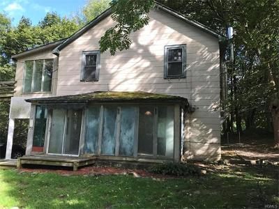 Marlboro Single Family Home For Sale: 350 Old Post Road