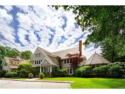 Pound Ridge Single Family Home For Sale: 284 Stone Hill Road