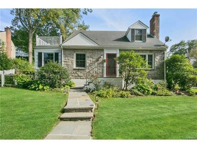 Eastchester Single Family Home For Sale: 6 Fairway Drive