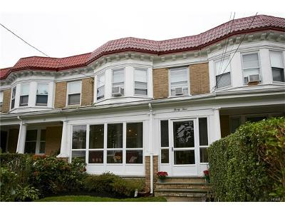 New Rochelle Single Family Home For Sale: 34 Stephenson Boulevard