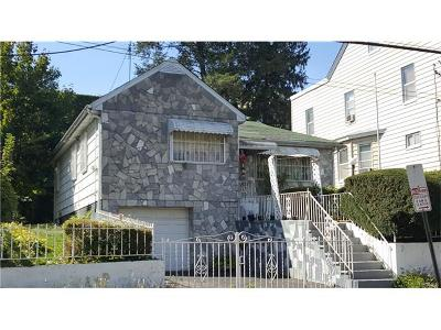 Mount Vernon Single Family Home For Sale: 160 Hillside Avenue