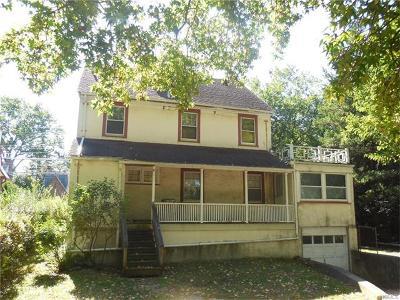 New Rochelle Single Family Home For Sale: 277 Lincoln Avenue