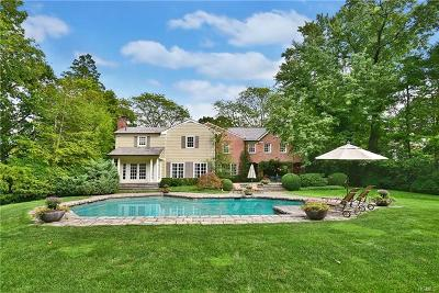 Scarsdale Single Family Home For Sale: 89 Morris Lane