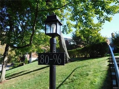 Bronxville Condo/Townhouse For Sale: 82 Oregon Avenue #A