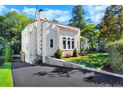 Bronxville Single Family Home For Sale: 56 Parkview Drive
