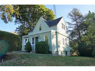 Westchester County Single Family Home For Sale: 186 Sears Avenue