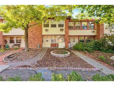 Peekskill Condo/Townhouse For Sale: 110 Rolling Way