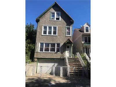 Mount Vernon Multi Family 2-4 For Sale: 429 South 10th Avenue
