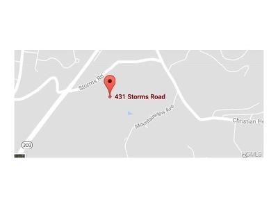Residential Lots & Land For Sale: 431 Storms Road