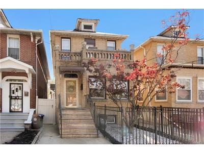 Bronx NY Single Family Home For Sale: $560,000