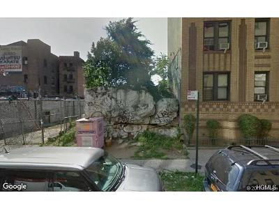 Bronx Residential Lots & Land For Sale: Monterey Avenue
