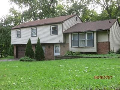 New Windsor Single Family Home For Sale: 35 Willow