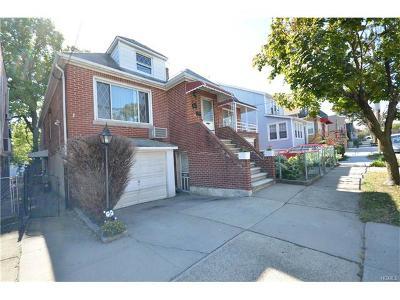 Single Family Home For Sale: 2894 Coddington Avenue
