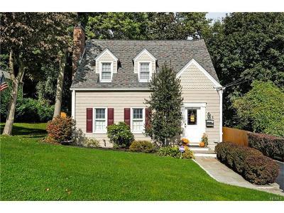 White Plains Single Family Home For Sale: 2 Joan Avenue