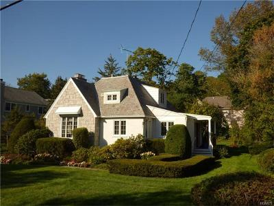 Scarsdale NY Single Family Home Sold: $1,299,000