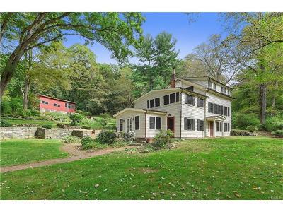 Croton-on-hudson Single Family Home For Sale: 1047 Quaker Bridge Road