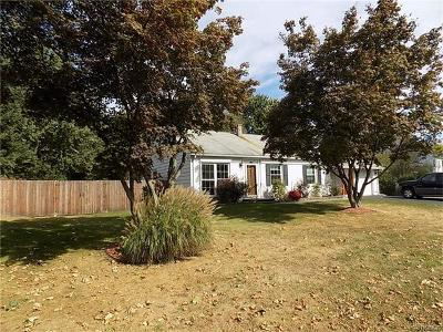 New Windsor Single Family Home For Sale: 12 Spring Rock Road