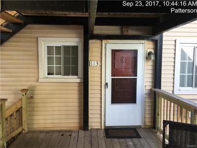 Carmel Condo/Townhouse For Sale: 113 Fox Run Lane