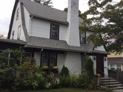 White Plains Single Family Home For Sale: 29 Lincoln Avenue
