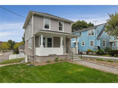 Single Family Home For Sale: 172 Warren Avenue