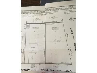 Yonkers Residential Lots & Land For Sale: 2-6 Bretton Road