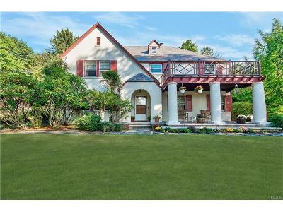 Hastings-on-hudson Single Family Home For Sale: 50 Euclid Avenue