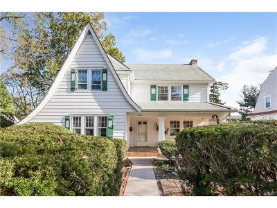 Yonkers Single Family Home For Sale: 64 Puritan Avenue