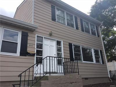 Yonkers Single Family Home For Sale: 214 Bennett Avenue