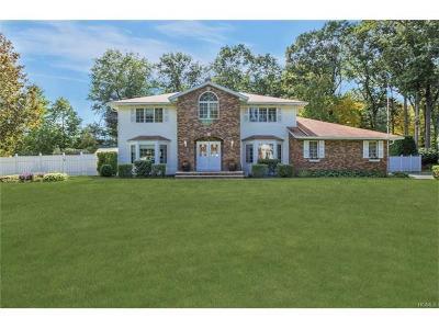 Nanuet Single Family Home Sold: 6 Bradl Lane