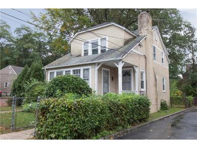 Westchester County Single Family Home For Sale: 33 Bradford Street