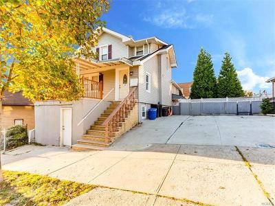 Bronx Multi Family 2-4 For Sale: 2861 Barkley Avenue