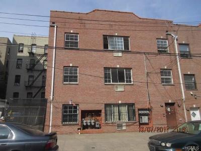 Bronx Multi Family 2-4 For Sale: 2261 Bassford Avenue