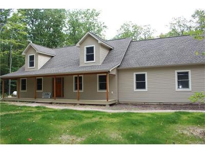 Burlingham Single Family Home For Sale: Lot1 Deer Path Court