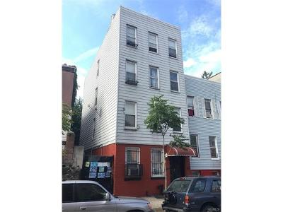 Bronx Multi Family 2-4 For Sale: 1029 Rev James A Polite Avenue