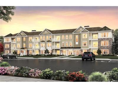 Carmel Condo/Townhouse For Sale: 15 Dickinson Place #3715