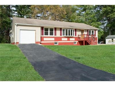 Staatsburg Single Family Home For Sale: 12 Hillcrest Terrace
