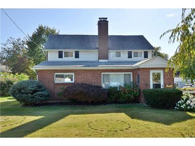 Rockland County Single Family Home For Sale: 84 Washburn