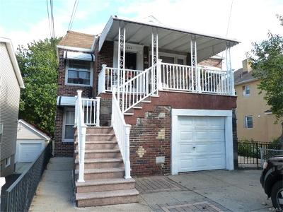Bronx Multi Family 2-4 For Sale: 1532 Dwight Place