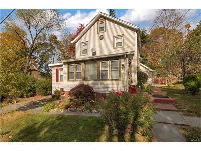 Goshen Single Family Home For Sale: 28 Nelson Street