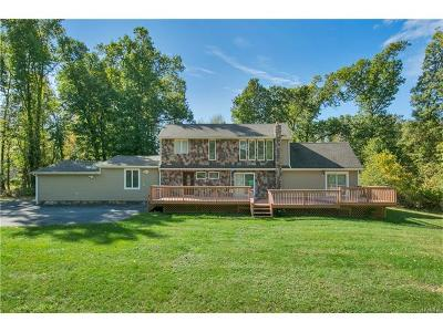 Fishkill Single Family Home For Sale: 263 Baxtertown Road
