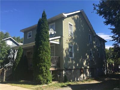 Goshen Multi Family 2-4 For Sale: 18 Montgomery Street