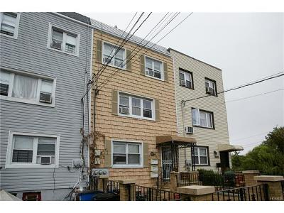 Bronx Multi Family 2-4 For Sale: 289 Balcom Avenue