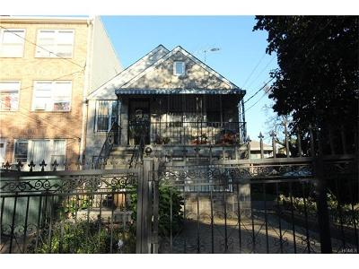 Bronx Multi Family 2-4 For Sale: 3030 Bronxwood Avenue